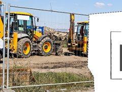 #Printhack: d'une barrière de chantier à une haie de chantier